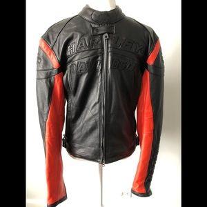 Harley Davidson Leather Riding Jacket